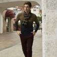 深秋男性穿什么合适 小外套和套头衫怎么搭配时尚