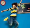 LIGUO力果品牌童装  快乐、时尚、健康联合之果