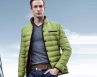 男士棉袄怎么搭配 橄榄绿色棉袄搭配
