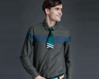 秋季男士服装怎么搭配?秋季男士长袖衬衫搭配帅气又时尚