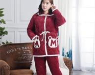 在这个冬天 一定要给自己挑选一套合适的睡衣
