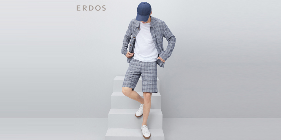 鄂尔多斯-ERDOSMENS男装
