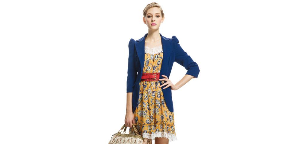 伟伦时尚女装