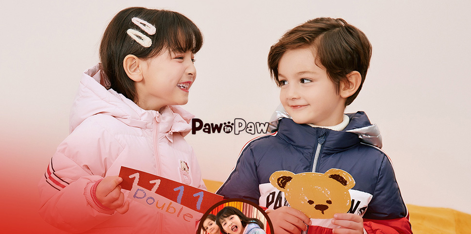 paw in paw童装