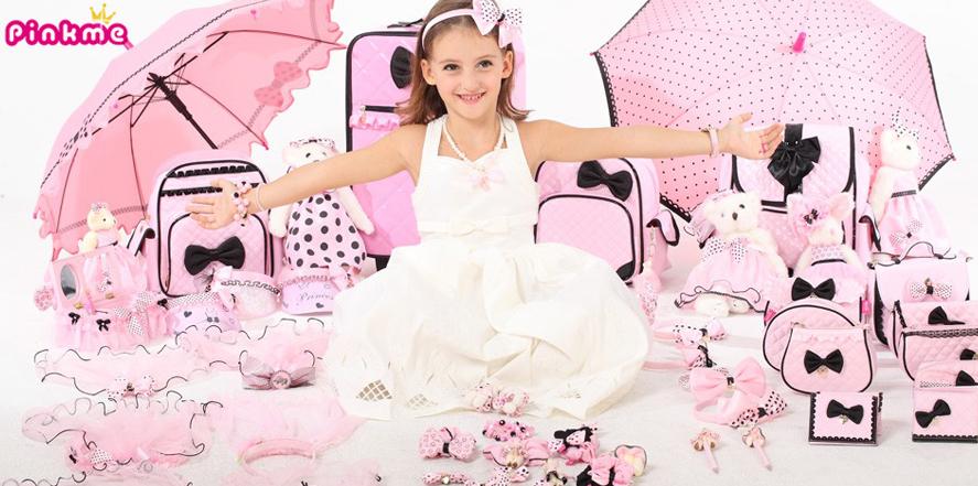 粉美儿童装