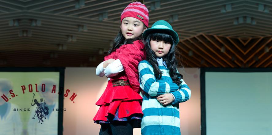 美国马球协会童装