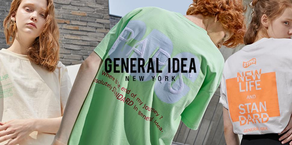 General Idea男装