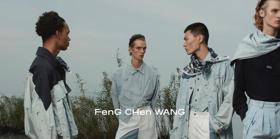 FENG CHEN WANG男装