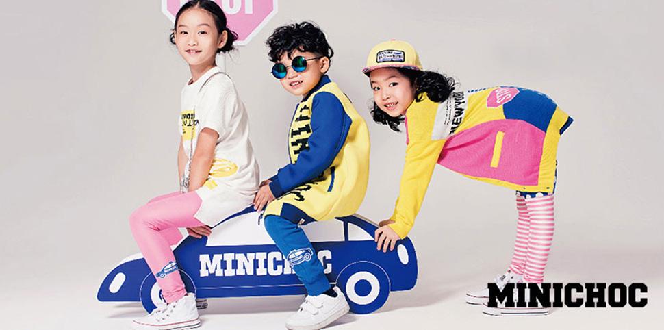 MINICHOC童装