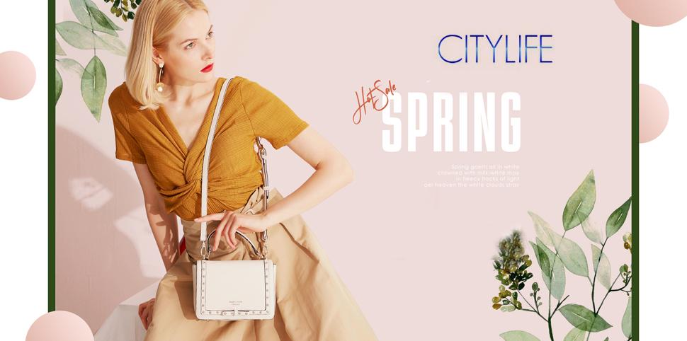 城市生活女装