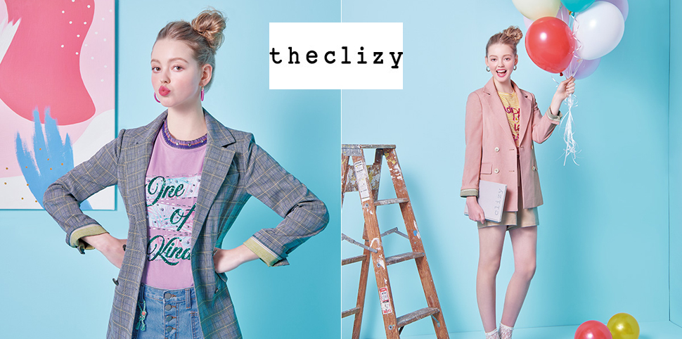 theclizy女裝