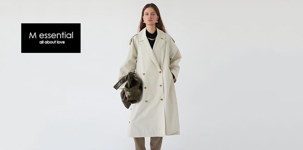 M essential女装