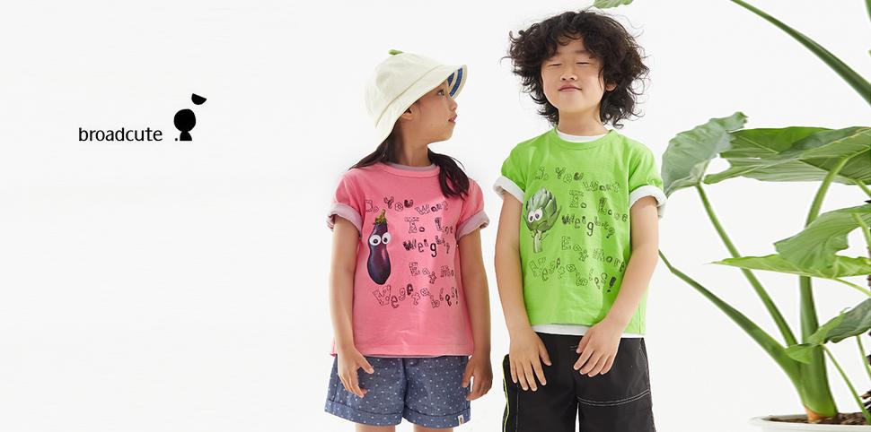 broadcute童装