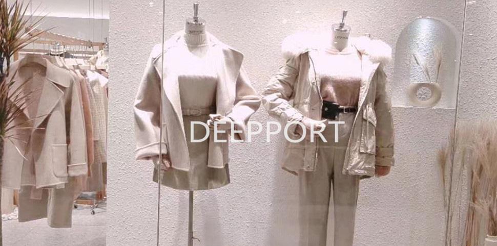 DEEPPORT女装