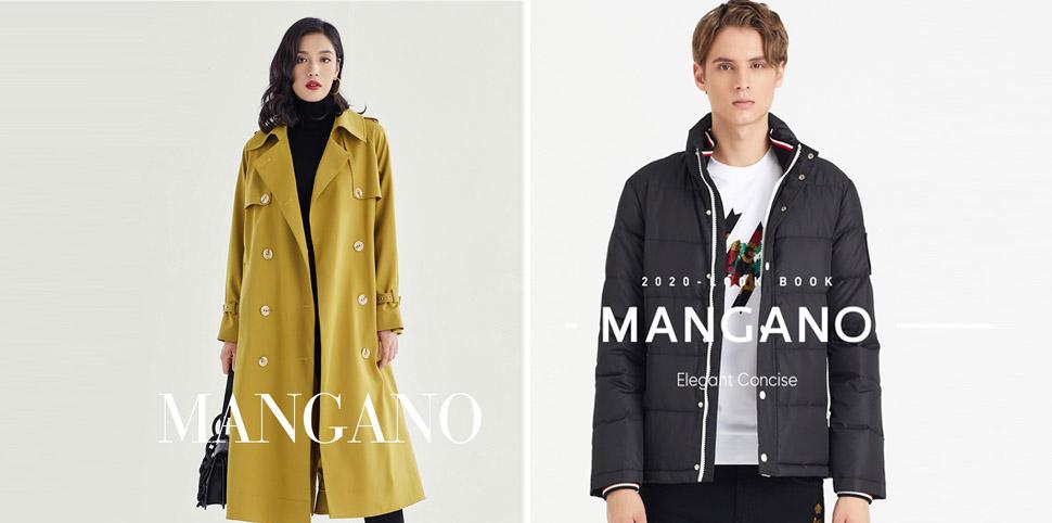 MANGANO男装