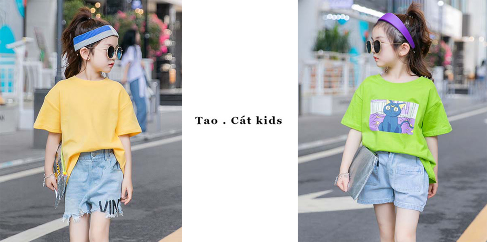 Tao cat Kids童装