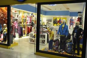 超人童装店铺