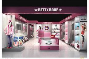 贝蒂童装贝蒂-BETTY BOOP店铺