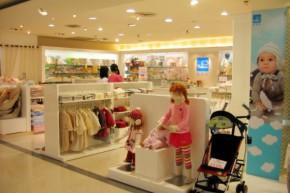 丽婴房店铺展示