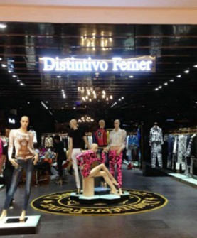 蒂斯弗 - Distintivo Femer店铺