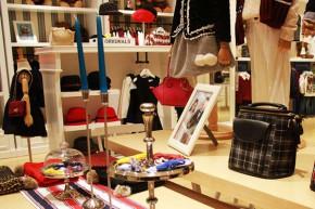 伊顿风尚店铺展示