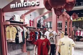 MINICHOC店铺展示