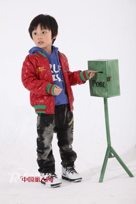 点击大图查看下一页-童装加盟网最新服装图片