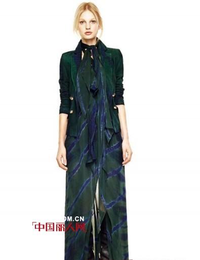 璞琪Emilio Pucci女装2011早秋系列-彩色与几何营造极致摩登气息!