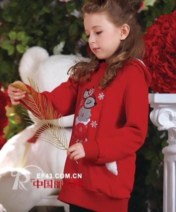 红番仔童装 时尚多变的炫彩韩潮