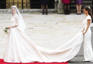 我来一件 王妃婚纱