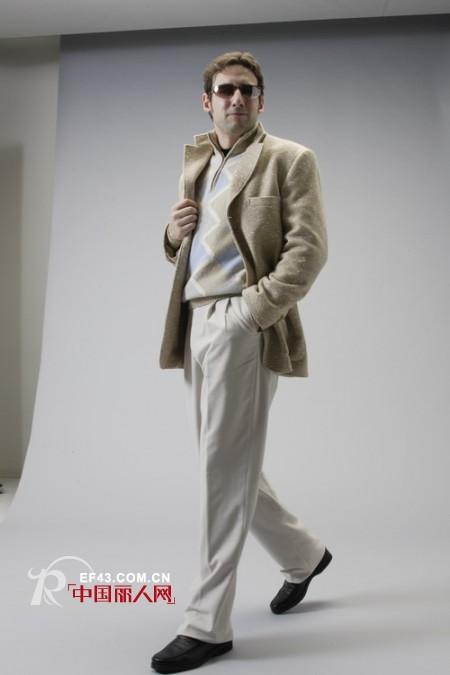 安祺樂男裝,彰顯獨特的品牌內涵