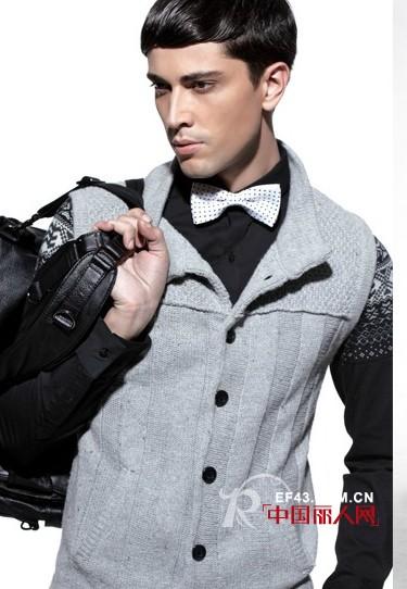 浪漫结构主义  打造崭新都市摩登——點柒品牌男装