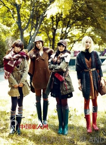 佰仕爱时尚女装 专注于亚洲和北美洲的时尚女性的品牌