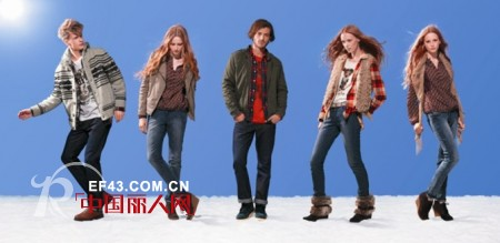 bossini堡狮龙2012冬季潮流新品推荐