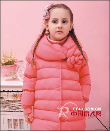 红番仔童装 甜美可爱的时尚小达人