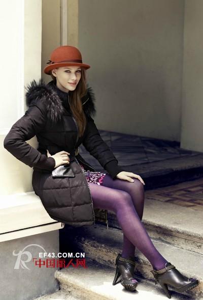 小小礼帽搭出至IN名媛范儿 五丁目·衣舍教你冬季这么穿