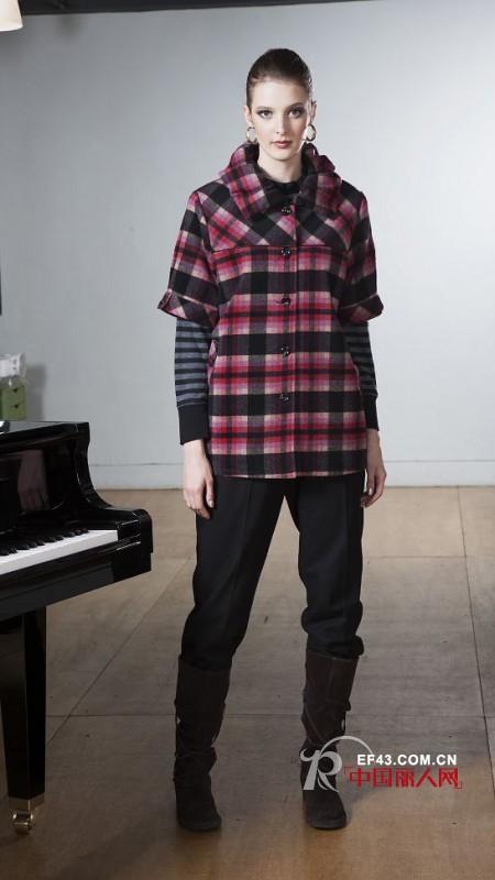 三布居:一个为胖姐胖妹量身定做的大尺码时尚流行服饰