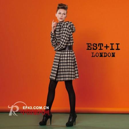 EST+II品牌女装2012冬款 至IN通勤Icon完美打造