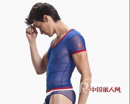 ZOD給男士內衣賦予性感時尚