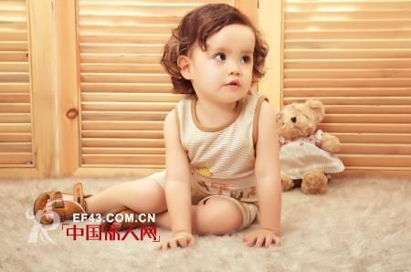 绿典彩棉童装给孩子天然的呵护