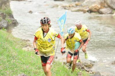 Kolumb户外队蝉联全国山地户外运动赛六连冠