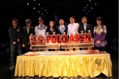U.S.POLO ASSN.2012秋冬新品发布会  演绎品牌新传奇