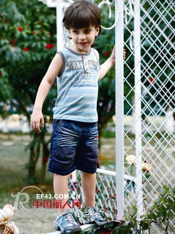 嘜兜兒童裝增添童年活力和成長樂趣