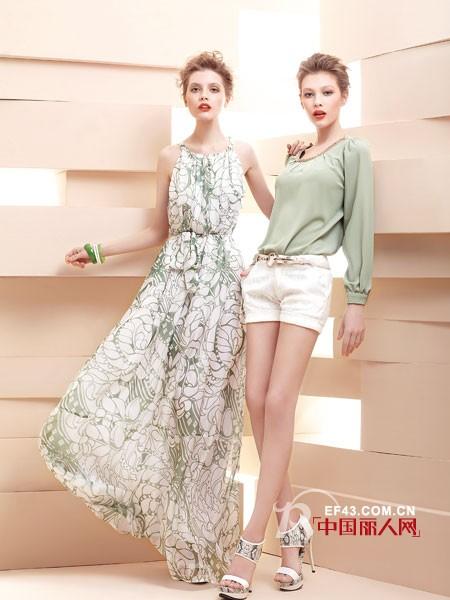 女装品牌大全  Anlieana打造国际一线中高端女装品牌