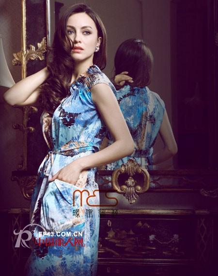 女装品牌大全 玛伊媚莎女装时尚的焦点和尊宠