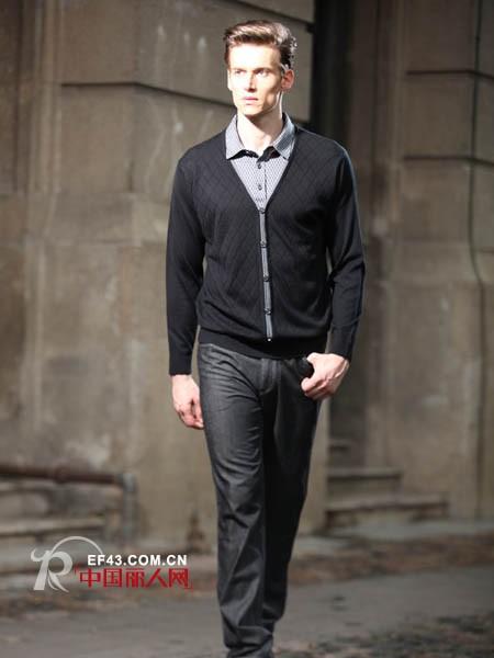 男装品牌大全 罗马帝王男装为中国男装带来新的成衣理念