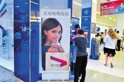 中国游客出手最为阔绰 均每笔消费高达2030元