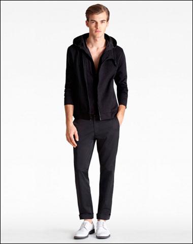美国时装品牌CK 2012夏季服装型录鉴赏