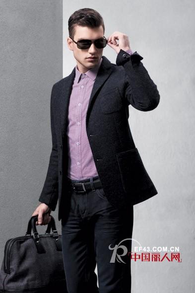圣得西品牌男装 引领时代潮流与方向