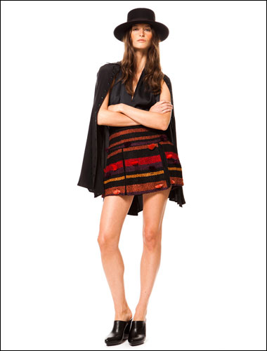 美国时装品牌Vena Cava 2013春夏流行发布